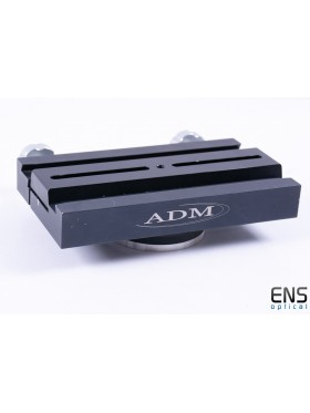 ADM Dual Saddle Plate with Heq6 Puck