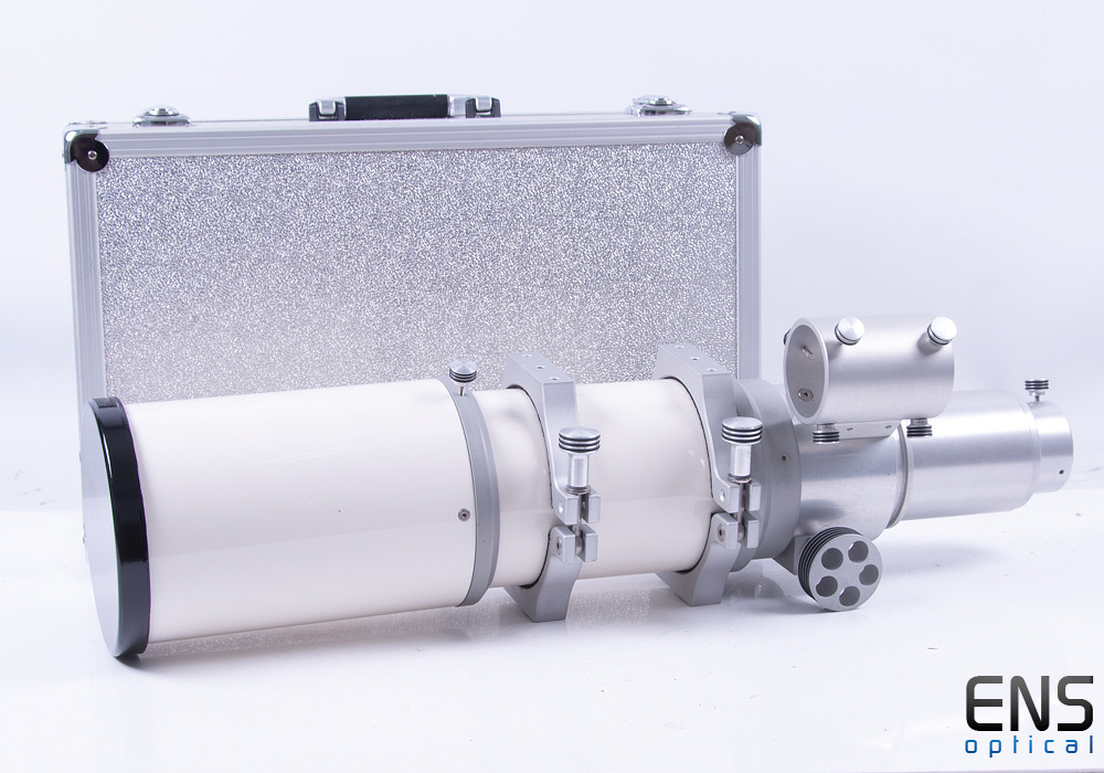 APM TMB 105mm F6.2 LZOS Triplet APO Refractor Telescope - Classic CNC