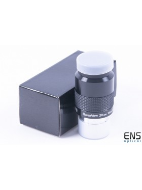 """Altair 20mm SuperView Telescope Eyepiece - 1.25"""" Boxed"""