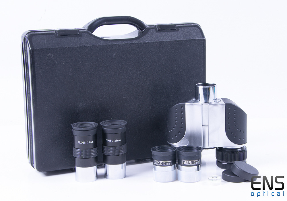 Astro Engineering BinoViewer with Eyepieces & Case