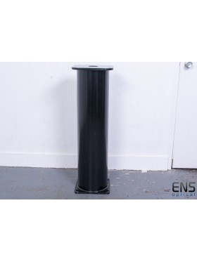 Paramount ME ME2 Heavy Duty Pier - Powder coated Black - 98cm High
