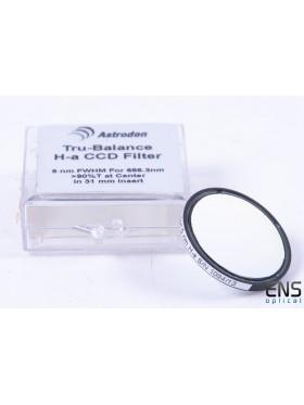 "Astrodon HA 1.25"" 5NM Narrowband Imaging Filters AR"