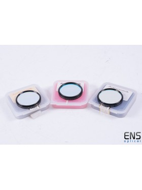 """Astronomik 2"""" HA OIII SII Narrowband CCD Imaging Filter Set"""