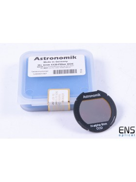Astronomik HA 6NM CCD EOS Clip Narrowband Filter AR