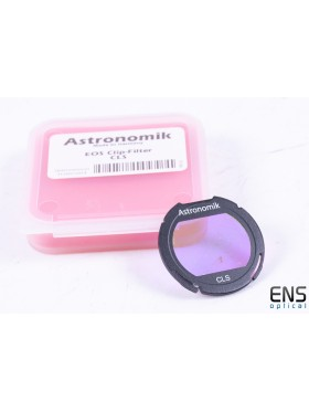 Astronomik EOS CLS Clip-Filter in Case - Nice!