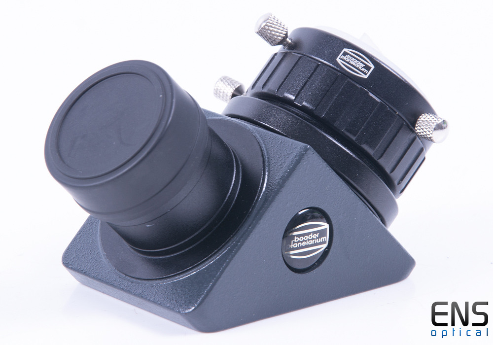 "Baader Prism Diagonal T-2 90° With Focusing Eyepiece Holder 1.25"" Nosepiece"