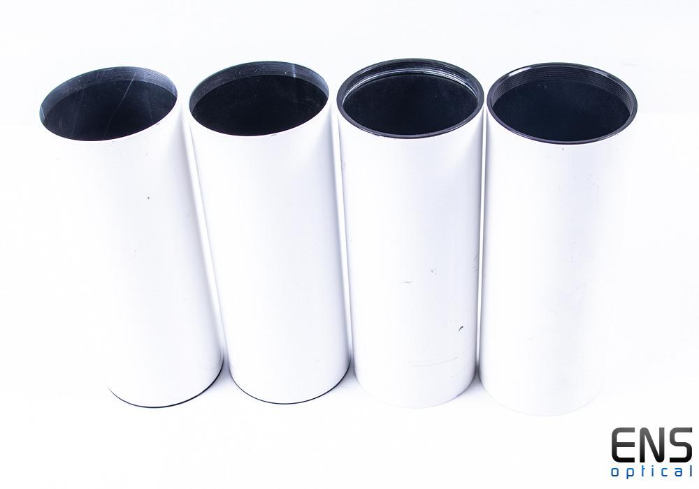 Borg #7800 80mm Diameter 205mm Tube White