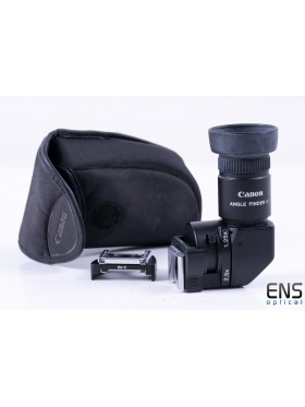 Canon Angle Finder C 1.25x - 2.5x - Right Angle Viewfinder