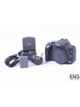 Canon EOS 350D Digital SLR Camera