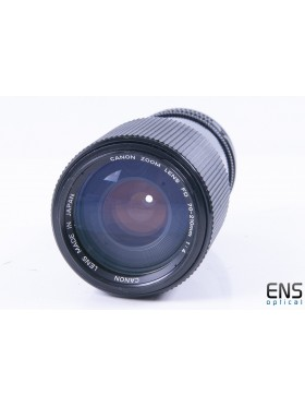 Canon 70-210mm f/4 FD fit Telephoto Zoom Lens - 59954 JAPAN