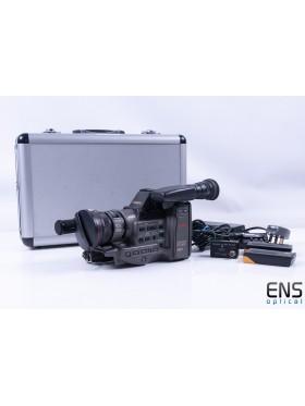 Canon Canovision A2 Hi , 8mm Video Camcorder Bundle *READ*