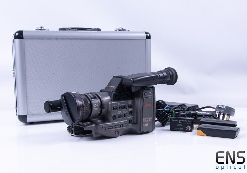 Canon Canovision A2 Hi , 8mm Video Camcorder Bundle *READ*