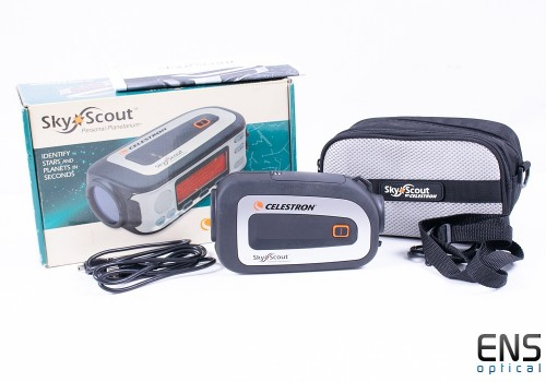 Celestron SkyScout and Sky Connect KIT GPS Star Locator