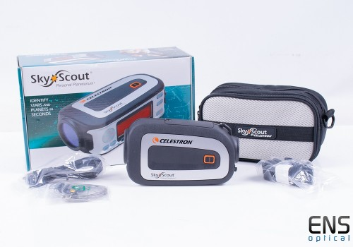Celestron SkyScout and Sky Connect KIT GPS Star Locator MINT