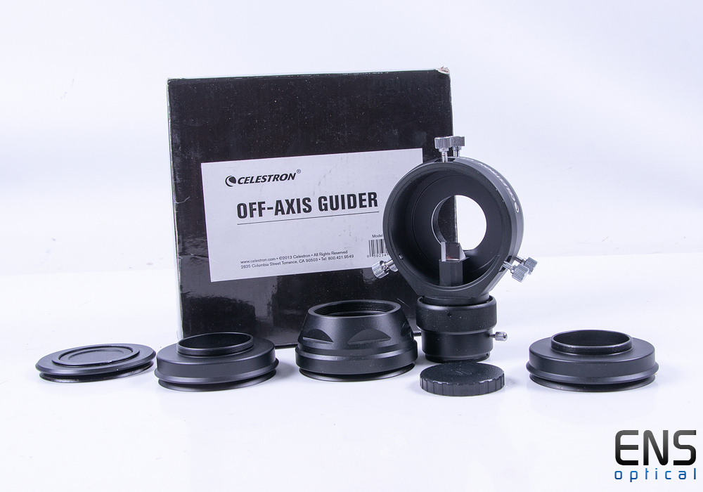 Celestron Off Axis Guider (OAG) -  93648-CGL Latest Version