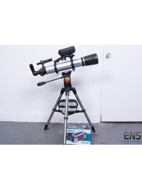 Celestron Skyscout 90 Telscope and Alt-az Mount