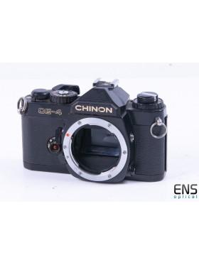 Chinon CE-4 35mm Film SLR Camera *SPARES*