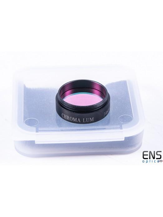 "Chroma Luminance Filter #346054 - 1.25"" with Case"