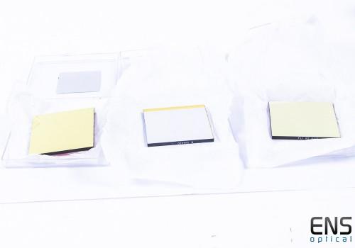 FLI 50mm Square 8NM  HA OIII SII Narrowband  Filter Set