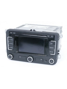VW RNS315 Touch Screen Navigation Multimedia Player Car Stereo - EU Maps