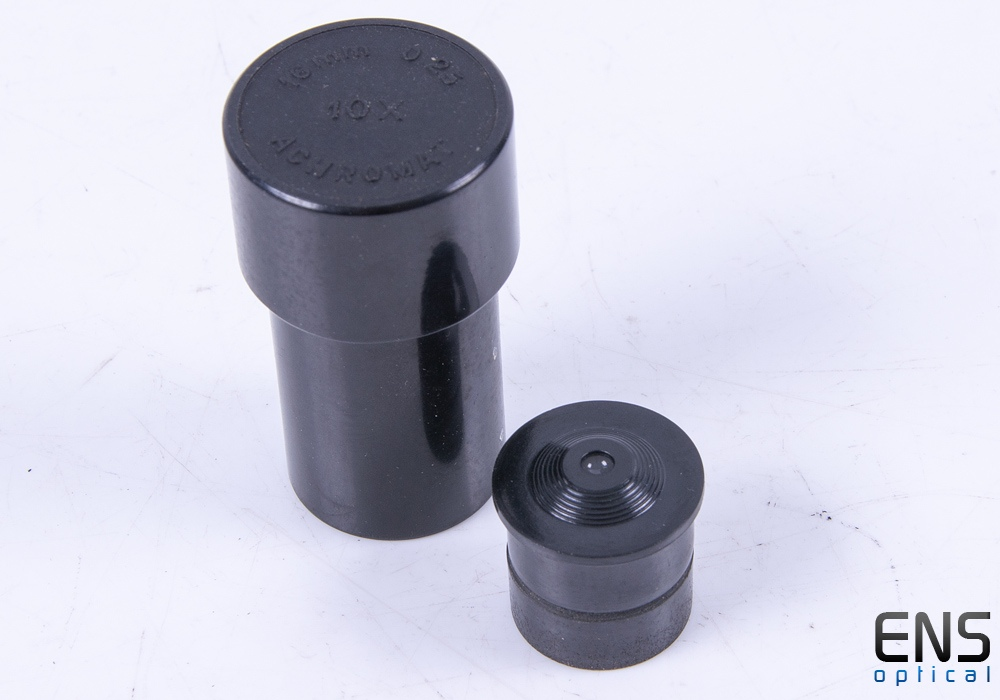 Beck London 16mm Microscope Achromatic Eyepiece with Case