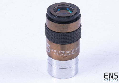 5mm Plossl Eyepiece with 20mm Long eye relief