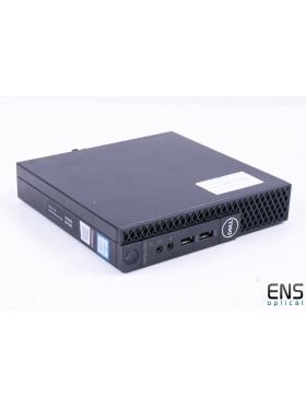 Dell Optiplex 3060 Micro - 256GB / 4GB / Core i3 Gen8 3.10Ghz