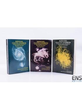 Burnhams Celestial Handbook Vol 1-3 by Robert Burnham Jr.