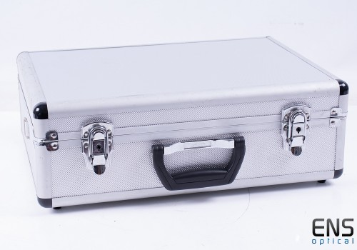 Aluminium Flight Case with foam insert - Ideal for Astronomy