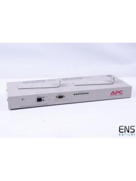 APC AP9210 MasterSwitch PDU Power Distribution Unit