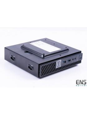 Dell Optiplex 3040 Micro - 256GB / 8GB / Core i3 3.19Ghz + VESA