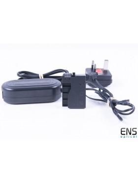 240v to Canon LP-E8 Direct Power Supply  EOS 700D / 550D / 600D / 650D