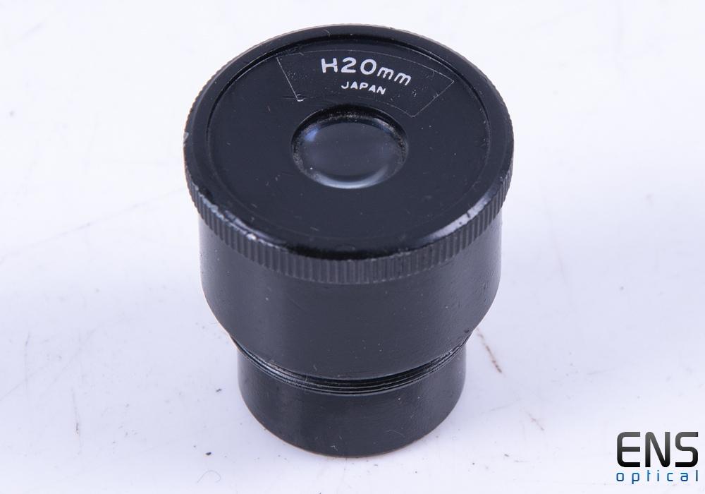 "Japanese 20mm Hyugens Telescope Eyepiece - 0.965"""