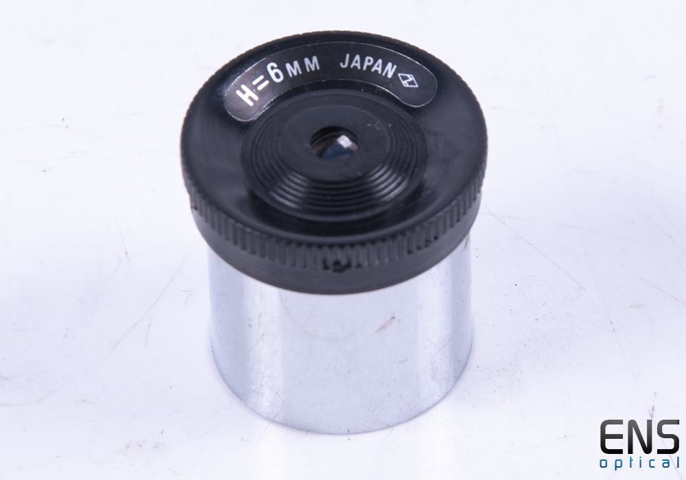 "Circle Z 6mm Hyugens Telescope Eyepiece - 0.965"" JAPAN"