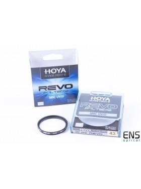 Hoya 43mm SMC Revo UV Lens Filter with Case