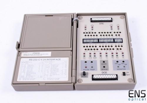 Vintage Navtel RS-232-C/v.24 Interface Debugger
