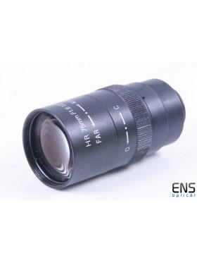 75mm f/1.6 C Mount Lens - ideal Mini Guide Scope