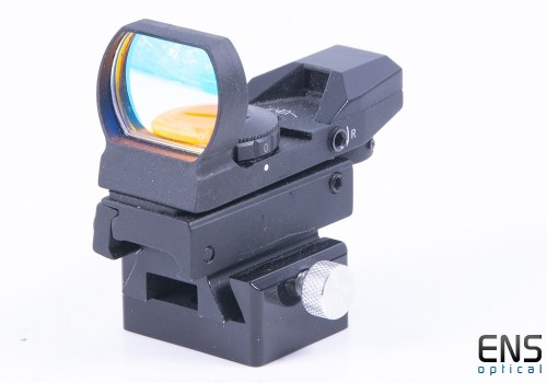 High Quality Reflex RDF Finder for Telescope with Nice Micro Clamp