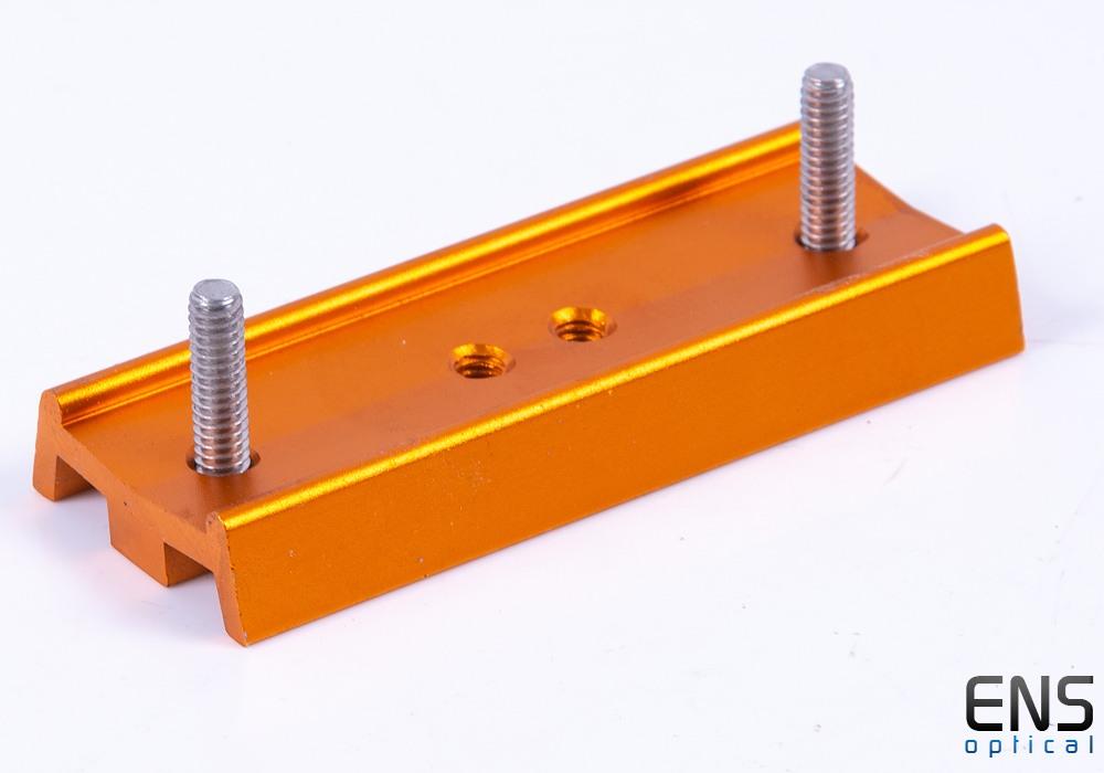 Short Orange Vixen Dovetail Bar