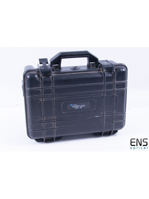 B&W Outdoor Cases Type 30 Peli Style Case with Internal Divider