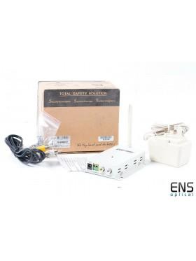 Wireless 4 Channel CCTV A/V Transmitter - 15-2400VT 2.4Ghz