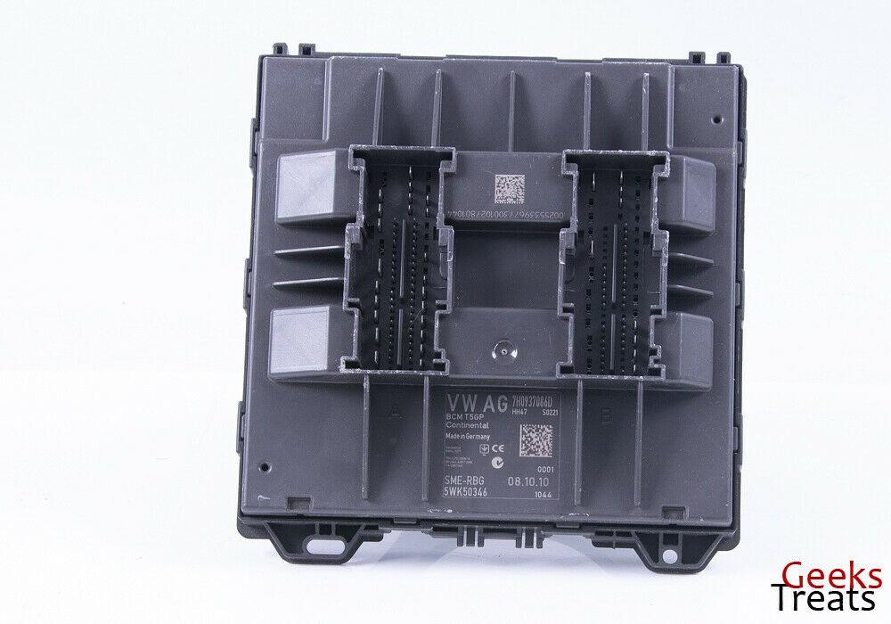 Volkswagen Transporter T5 Facelift Model BCM Unit - BCMT5GP 7H0937086D