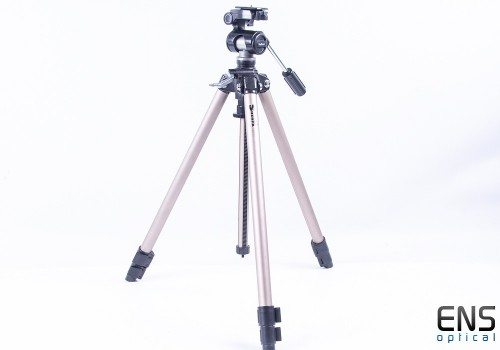 Velbon Sherpa 450 Tripod with PH-157Q Pan Tilt Head