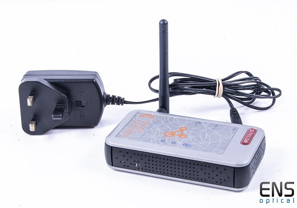 Sitecom Wireless Network Range Extender - WL-130 v1