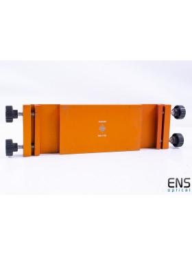 Geoptik Dual Vixen / EQ saddle plate - 30A053
