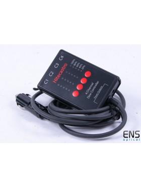HitecAstro Digital 4 Channel 4 Port Dew Controller - Touch Control