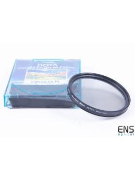 Hoya 58mm Pro1 Digital Circular Polarising Filter with case