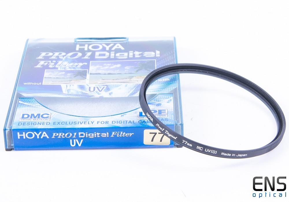 Hoya 77mm Pro1 Digital UV Filter with case