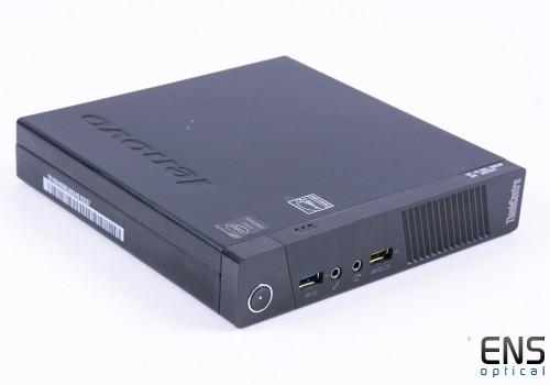 Lenovo ThinkCentre M93 GB / 128GB / Pentium G3220T / Windows 10 Tiny PC