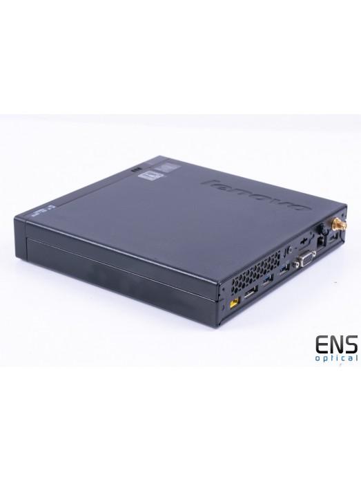 Lenovo ThinkCentre M93p 8GB / 256GB / i5-5470T 2.90Ghz / Windows 10 Tiny PC
